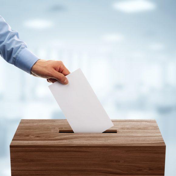 Stemmen verkiezingen